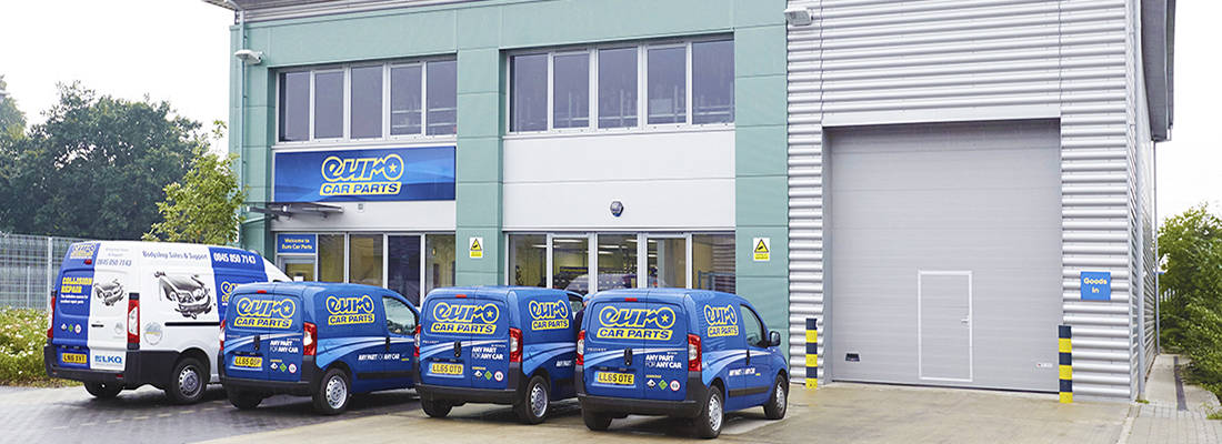 Euro Car Parts Expands London Operation With New Uxbridge Facility