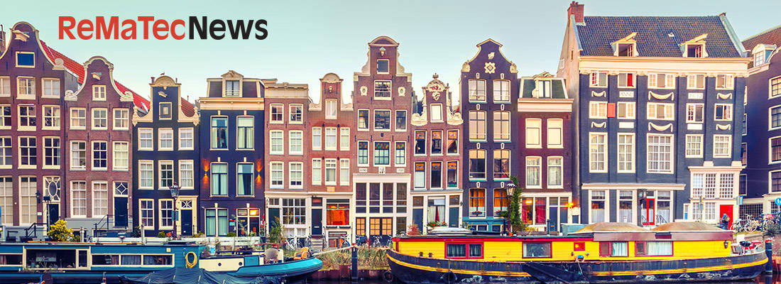 Win editorial coverage in ReMaTecNews Magazine and be our guest-editor in Amsterdam