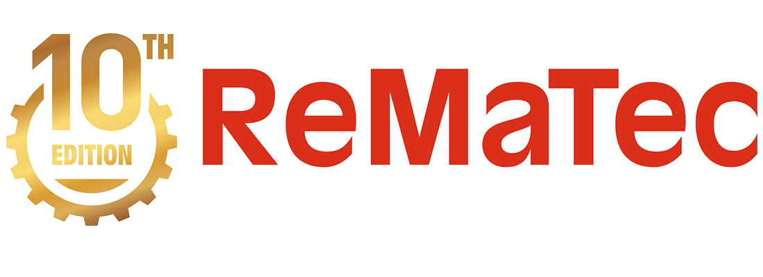 10th edition Rematec celebrated with a new logo